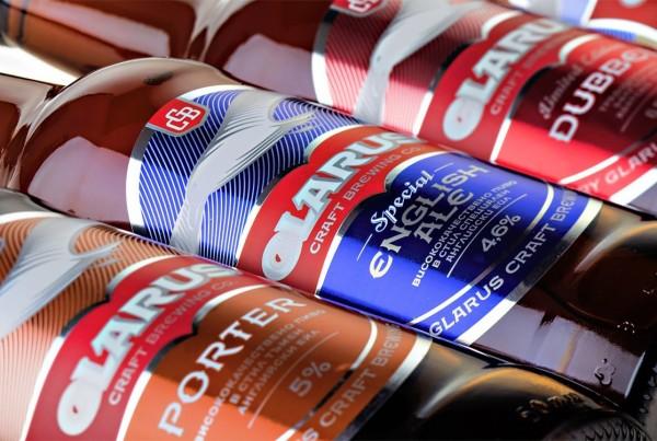Glarus beer label