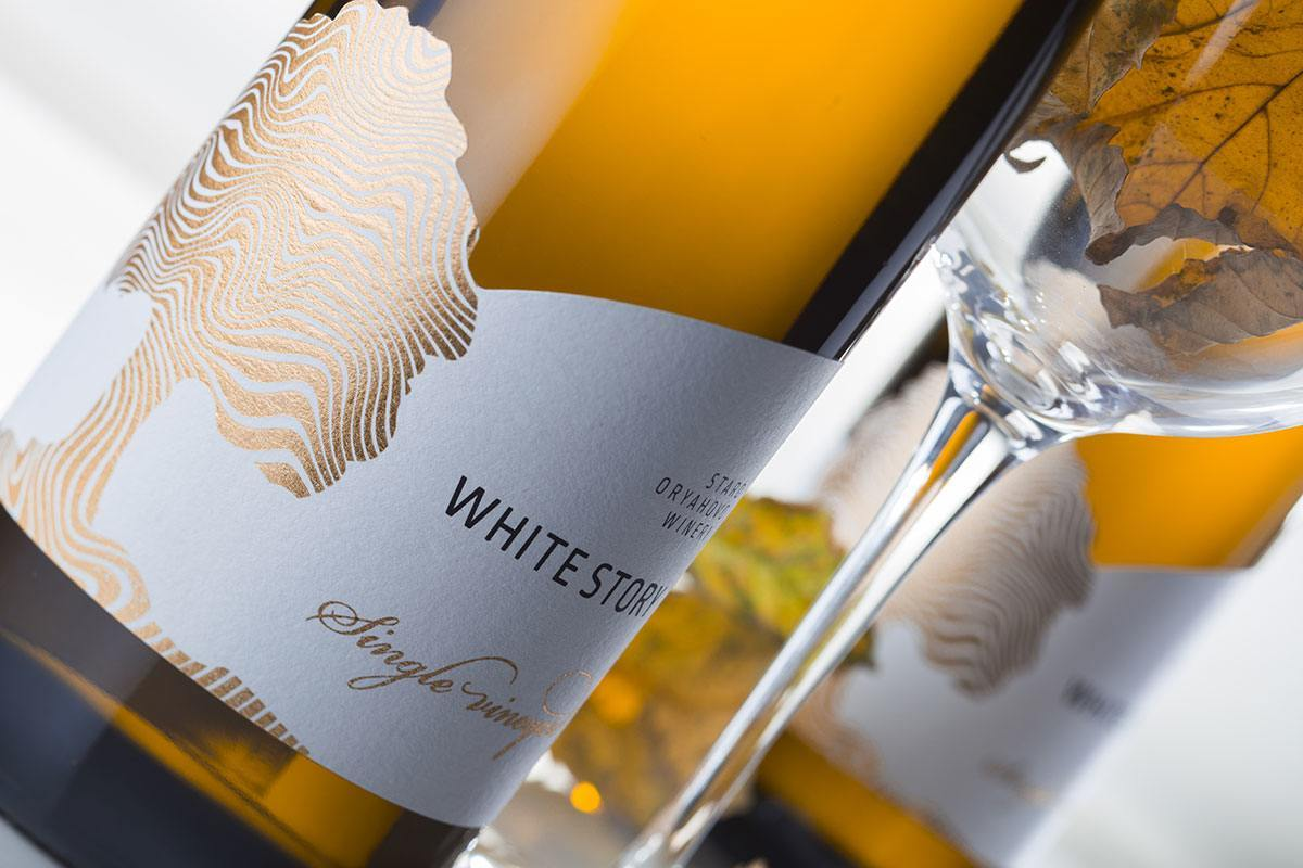 Staro Oryahovo Wine Labels