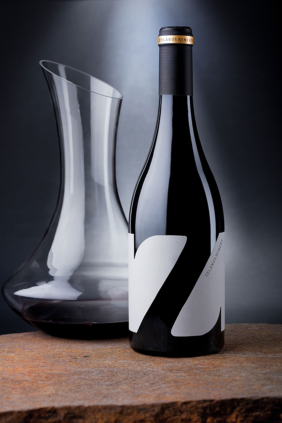 Z wine labels
