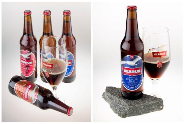 Glarus Craft Beer label