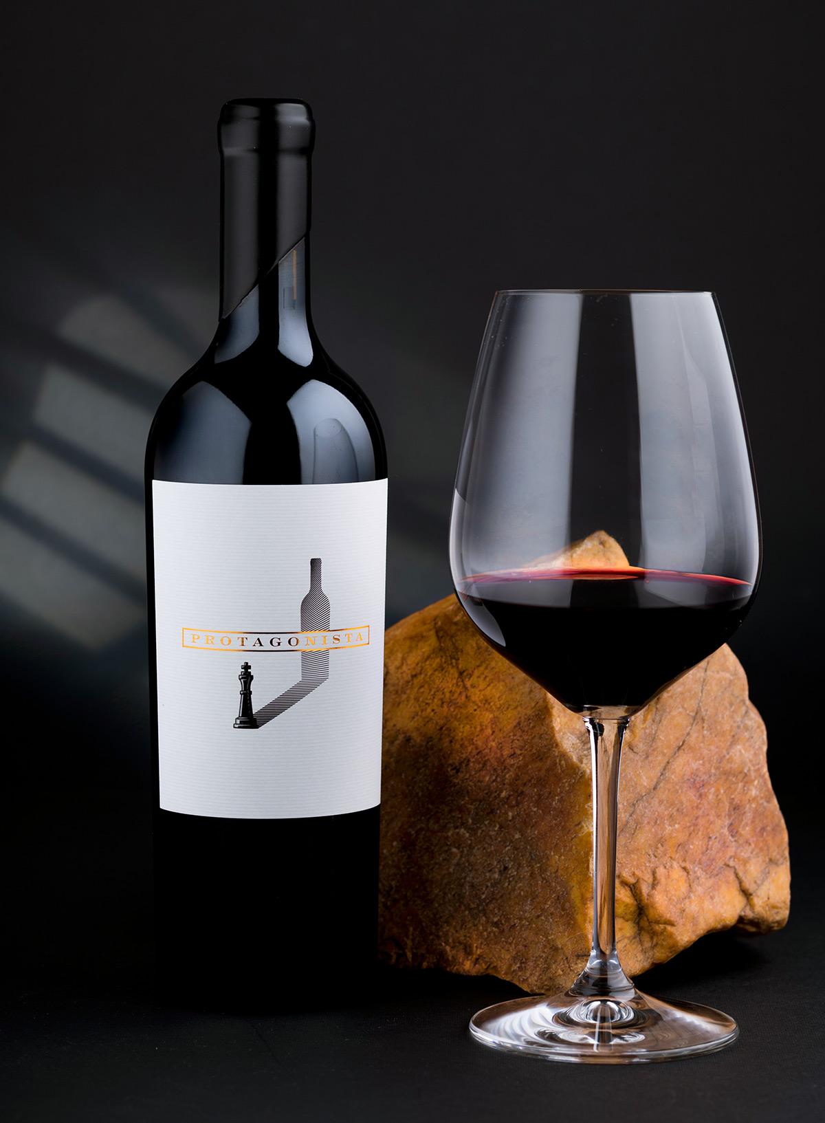 amazing wine label design