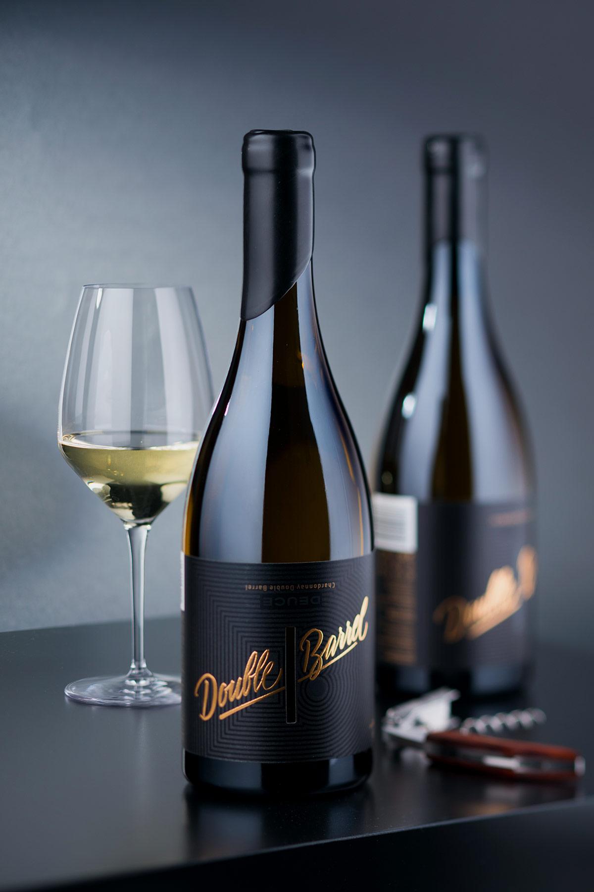 eccentric wine label