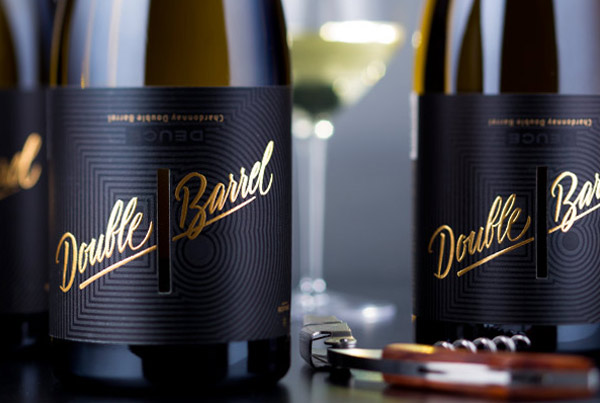 Deuce Double Barrel Chardonnay