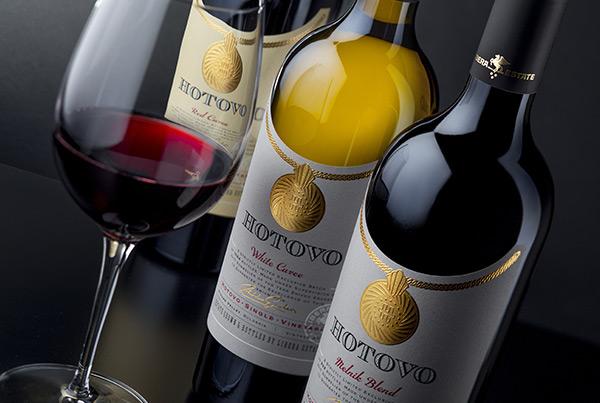 Hotovo Premium Wine Brand