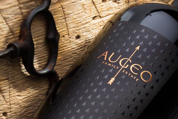 Augeo Wine Labels