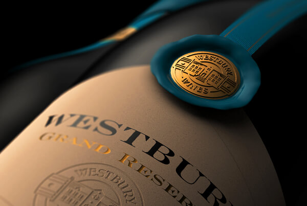 Westbury Grand Reserve Private Label Design