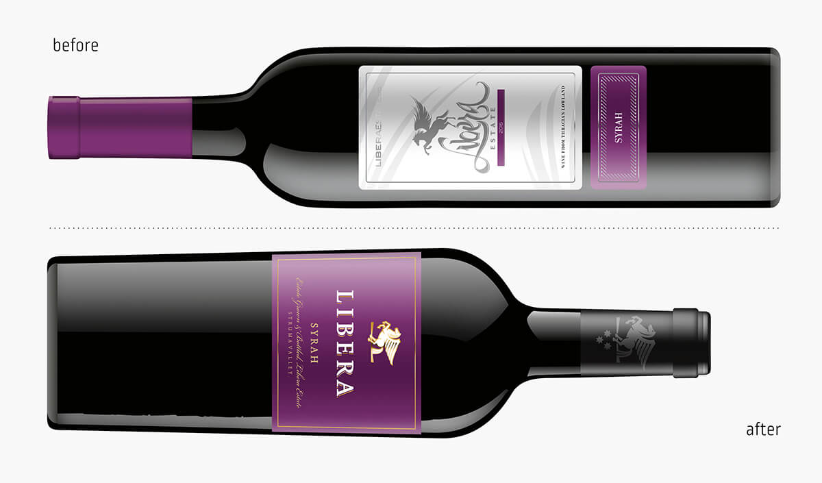 wine packaging rejuvenation