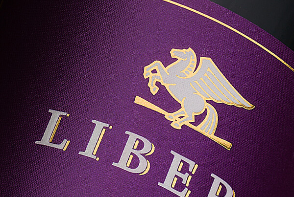 Libera Estate wine packaging rejuvenation
