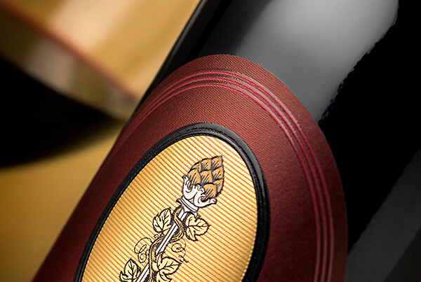 Kamea Winery Wine Packaging Design