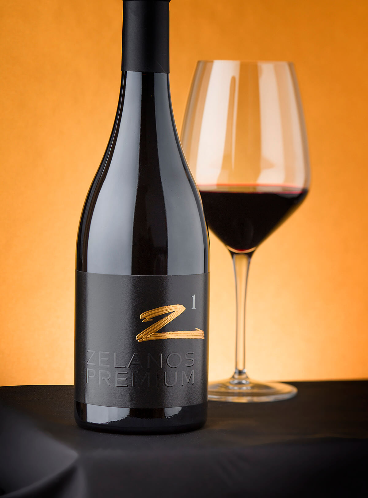 Premium Wine Brand Concept
