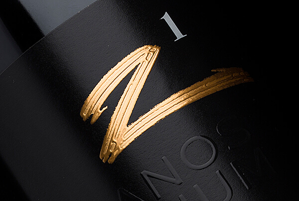 Z1 – Zelanos Premium Wine Label Design