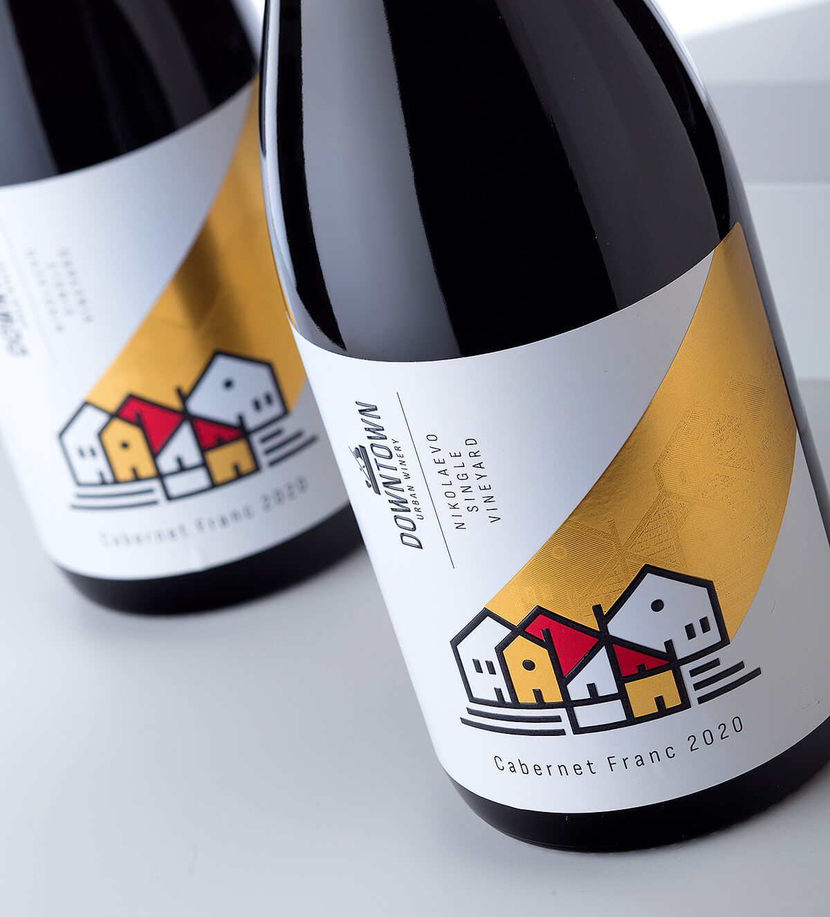 photo wine labels