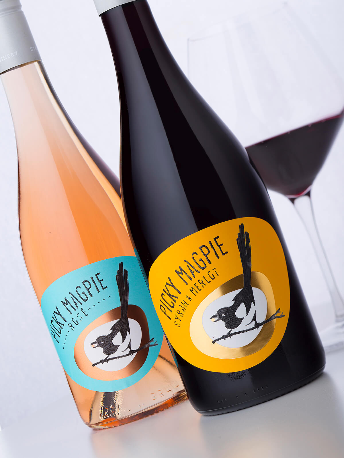 Picky Magpie - Wine Brand
