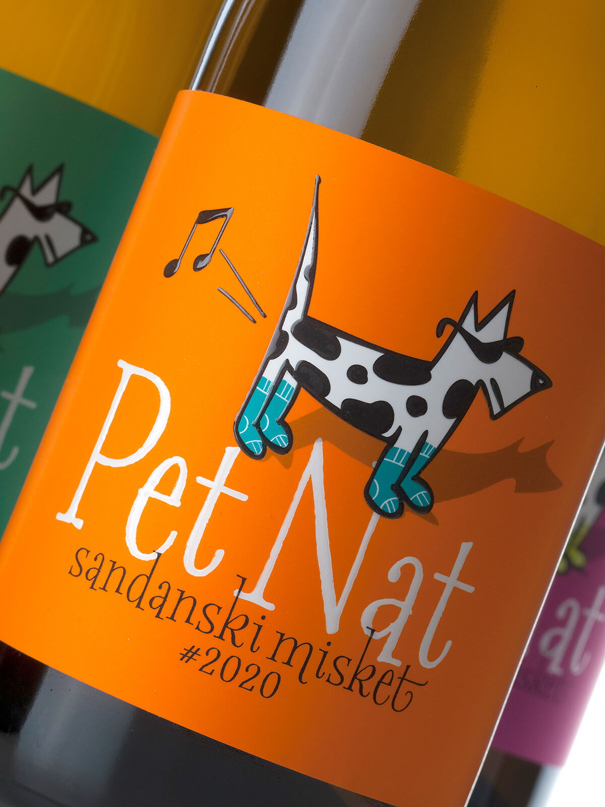 pet nat label
