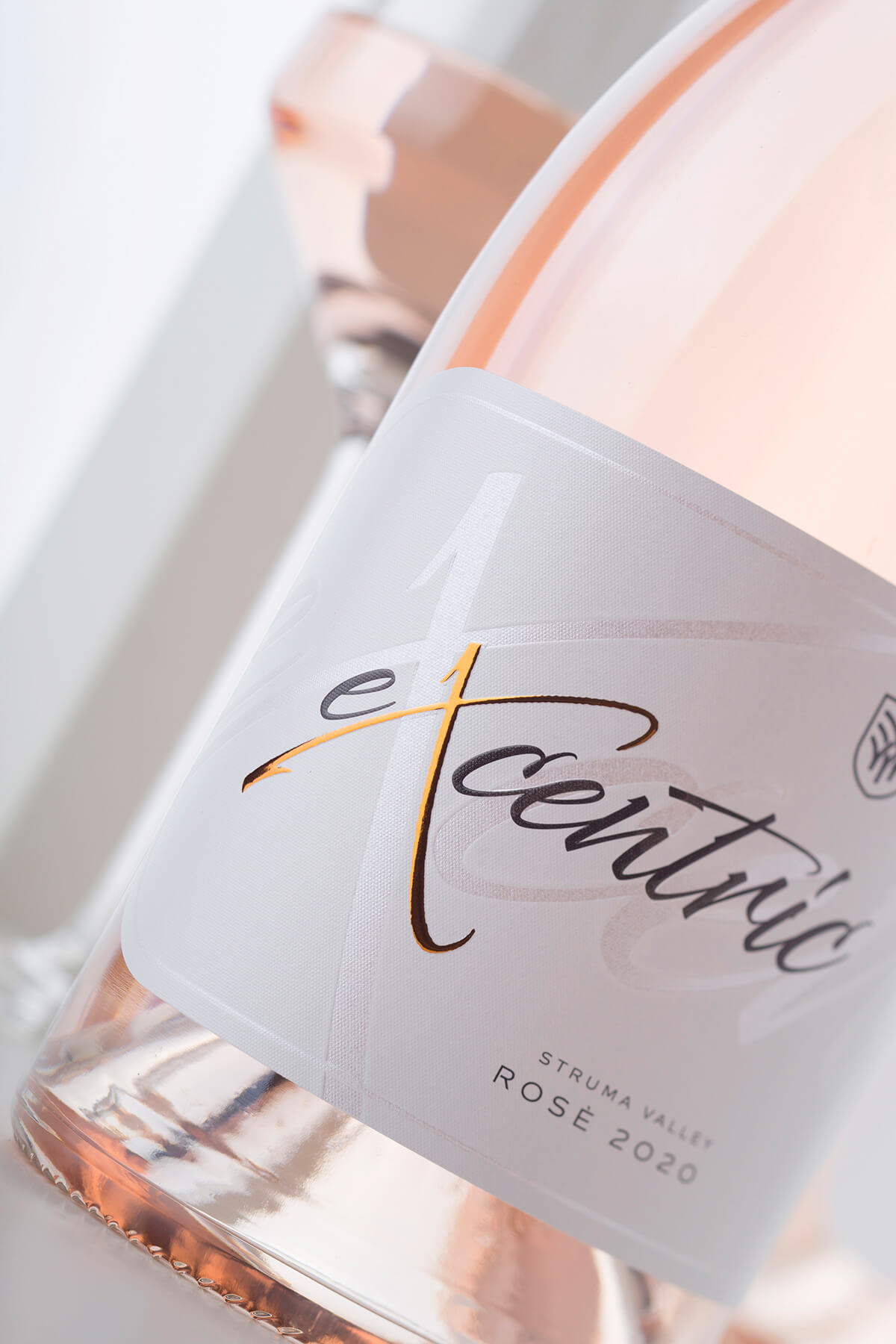 excentric wine brand restyle