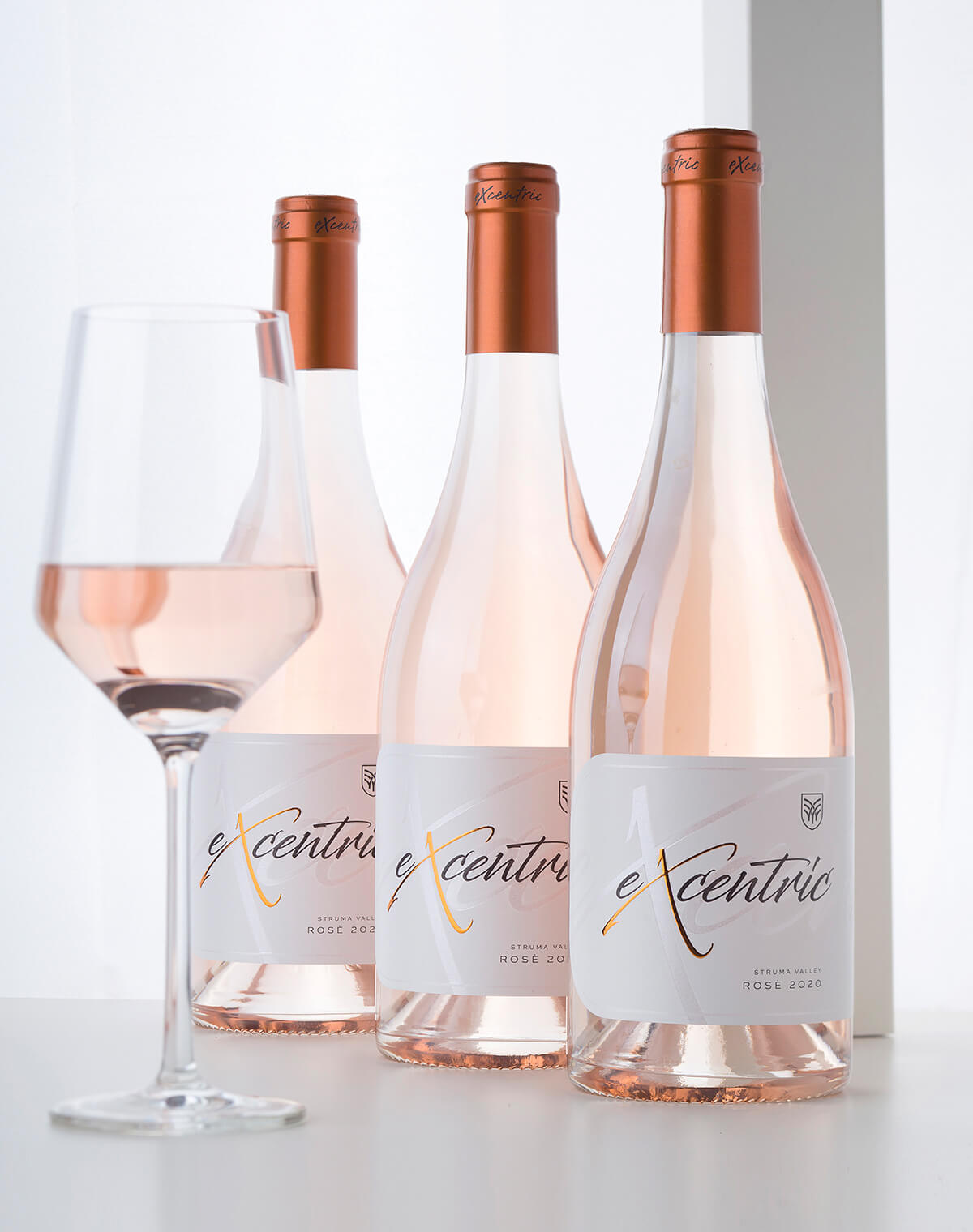 excentric wine label