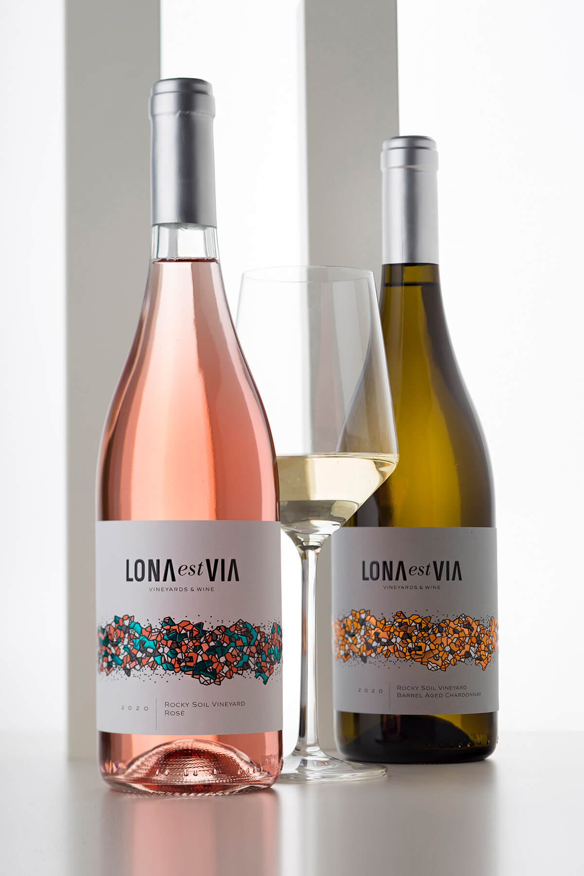 Wine Label Design - Lona