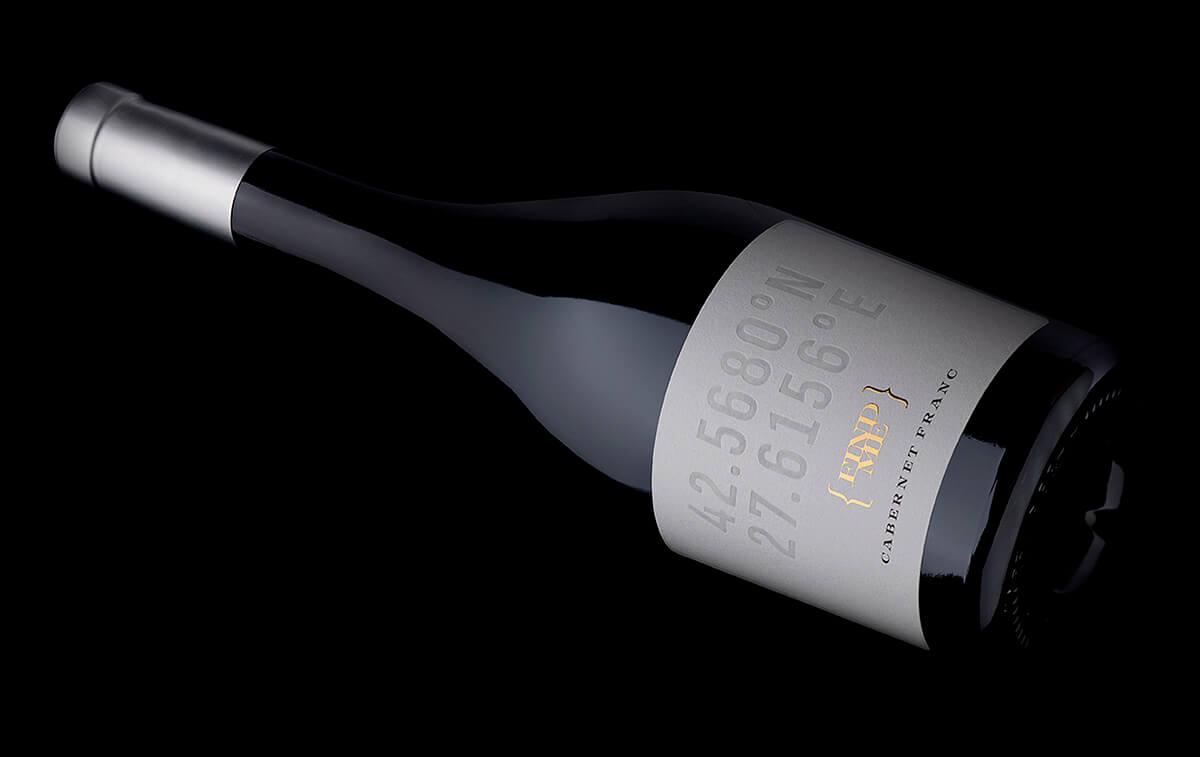 wine label find